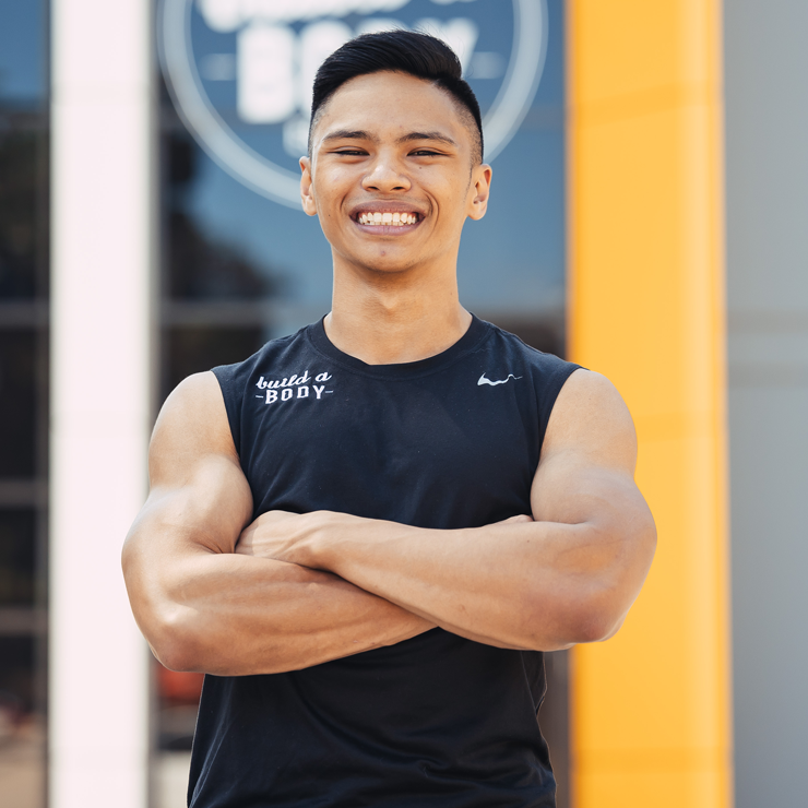 Ralph - personal trainer at Build A Body gym